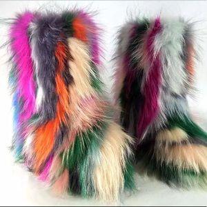 Shoes - Women's Fur Winter Boot